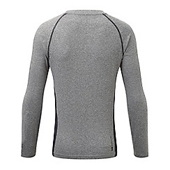 Tog 24 - Grey marl/black ergo tcz diamond crew neck