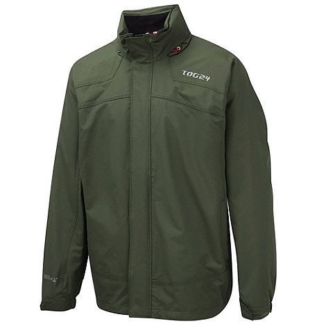 Tog 24 - Dark green escape milatex jacket