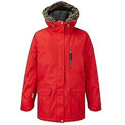 Tog 24 - Bright red eski milatex jacket