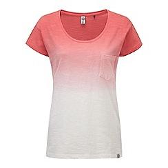 Tog 24 - Coral estella deluxe dip dye t-shirt