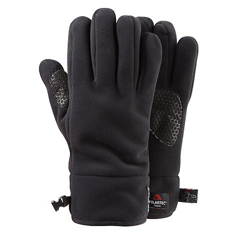 Tog 24 - Black estonia ii windstopper gloves