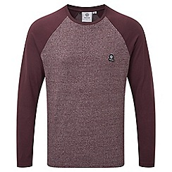 Tog 24 - Deep port marl eston long sleeve t-shirt