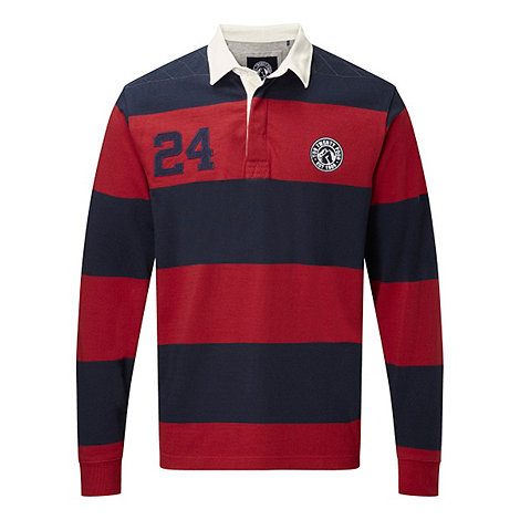 Tog 24 - Chilli stripe eton rugby shirt