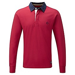 Tog 24 - Chilli red eton plain rugby shirt