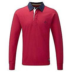 Tog 24 - Chilli red eton plain rugby shirt
