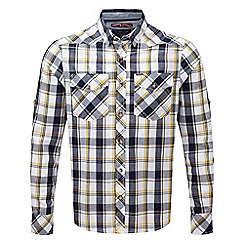 Tog 24 - Citrus check eugene long sleeve shirt