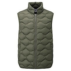 Tog 24 - Dark olive event down gilet