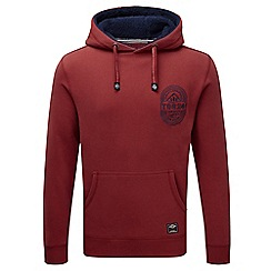 Tog 24 - Rio red exmoor deluxe hoody badge