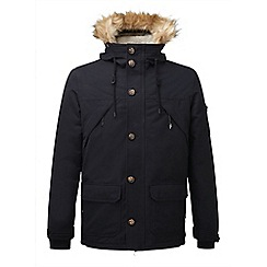 Tog 24 - Black fairmount milatex/down parka jacket