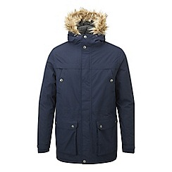 Tog 24 - Navy farley milatex parka jacket