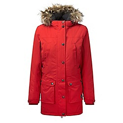 Tog 24 - Rouge red farley milatex parka jacket