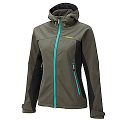 Tog 24 - Slate faro tcz softshell hooded jacket