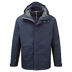 Tog 24 - Mood blue/black fell milatex 3in1 jacket
