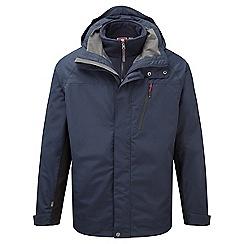 Tog 24 - Mood blue/black fell milatex 3in1 jacket