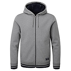 Tog 24 - Dark grey ferguson sherpa fleece lined hoodie