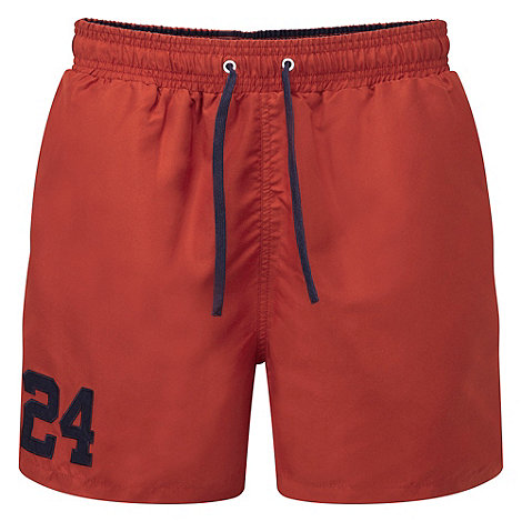 Tog 24 - Rust red fiji swim shorts