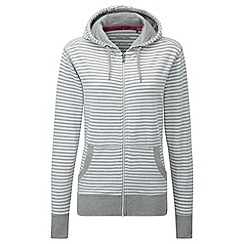 Tog 24 - White/grey final zip hoody