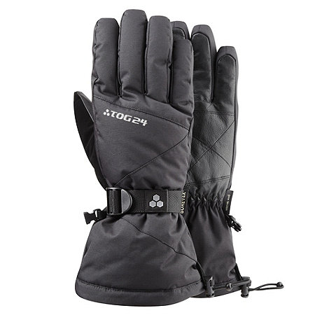 Tog 24 - Black finland gore-tex gloves