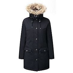 Tog 24 - Black firenza milatex/down parka jacket