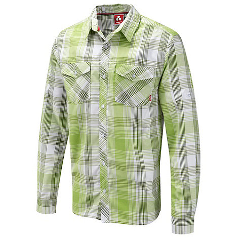 Tog 24 - Green Firman Tcz Tech Shirt