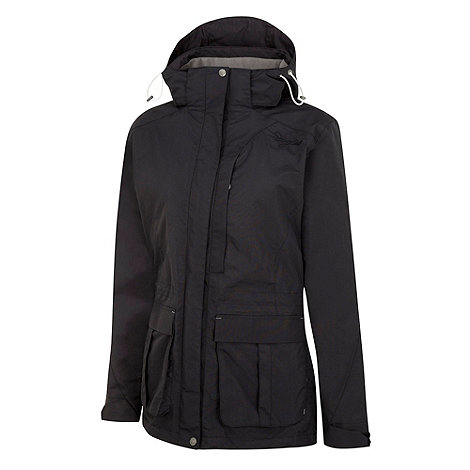 Tog 24 - Black Fjord Milatex Jacket