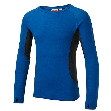 Tog 24 - New blue flame merino crew neck