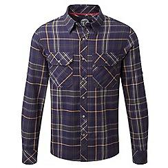 Tog 24 - Midnight/green foxe tcz cotton shirt