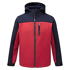 Tog 24 - Red/midnight freedom tcz softshell jacket