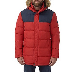 Tog 24 - Chilli/navy freeze tcz thermal jacket dc