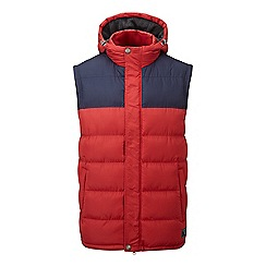 Tog 24 - Chilli/navy freeze tcz thermal gilet dc