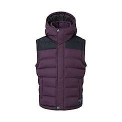 Tog 24 - Dark plum/black freeze tcz thermal gilet