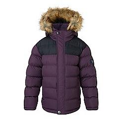 Tog 24 - Dark plum/black freeze tcz thermal jacket