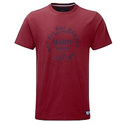 Tog 24 - Rio red galaxy t-shirt wander