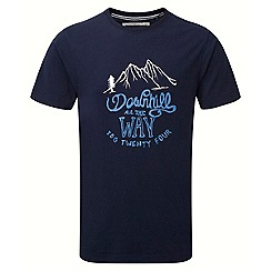 Tog 24 - Dark midnight galaxy t-shirt downhill