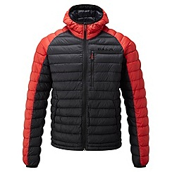 Tog 24 - Black/fire glacier down jacket