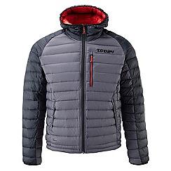 Tog 24 - Jet/black glacier down jacket