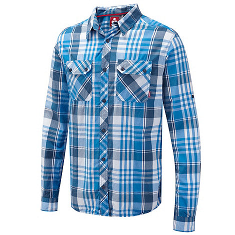 Tog 24 - Blue Goldston Tcz Cotton Shirt