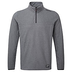 Tog 24 - Grey marl halo tcz 100 fleece zip neck