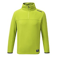 Tog 24 - Bright lime halo tcz 100 fleece zip neck