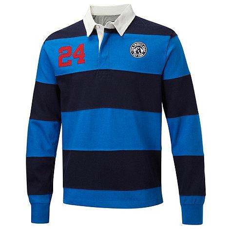 Tog 24 - New blue stripe harrow rugby shirt