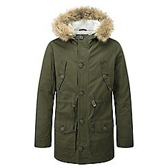 Tog 24 - Green harrier parka jacket