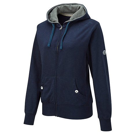 Tog 24 - Dark midnight harvard zip hoody