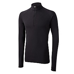 Tog 24 - Black Heat Merino 200 Zip Neck