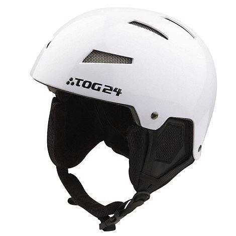 Tog 24 - White Helix Helmet