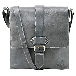 Tog 24 - Grey henley leather shoulder bag