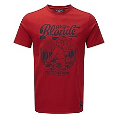 Tog 24 - Chilli red henry t-shirt northern