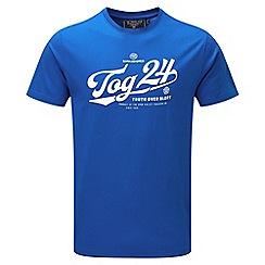 Tog 24 - Ocean henry t-shirt stamp script