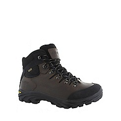 Hi Tec - Dark chocolate hi-tec altitude hike boots