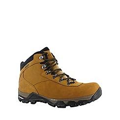 Hi Tec - Wheat/black hi-tec altitude ox boots