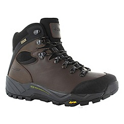 Hi Tec - Dark chocolate altitude pro rgs wp boots